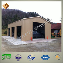 SGS Approved Movable Prefab Steel Structure Carport