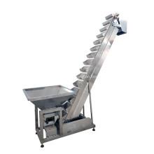 Granule Inclined Bucket Conveyor
