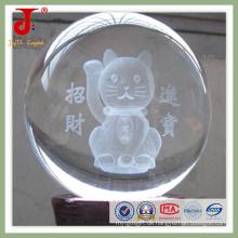 Klare Tier-Lasergravur (JD-CB-105)