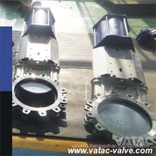 ANSI Class150# Stainless Steel Lug Knife Gate Valve Manufacturer