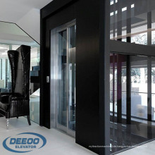 Home Glass Lift Commercial kleines Haus Wohn-Personenaufzug