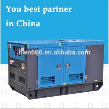 15KVA 3 fase diesel generador de potencia de Yangdong Y485G del motor