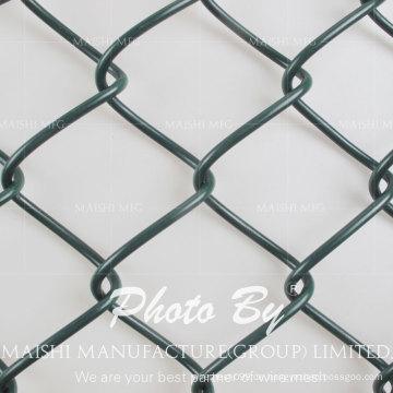Chain-Link-Netting für den temporären Einsatz