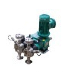 2JYMX High Pressure Double Heads Hydraulic Metering Pump