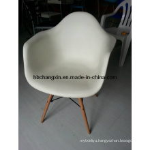 Popular Cheap White Plastic Eames Chair Dining Chair