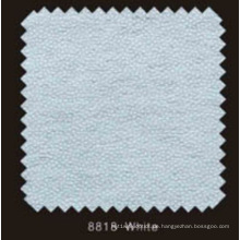 Weiße Farbe Non Woven Paste DOT Interlining mit EVAL (8818 weiß)