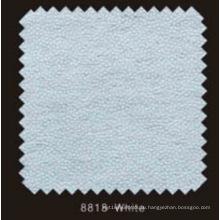 Белый цвет Non Сплетенный Вставить точка флизелин ИВАЛА (8818 белый)