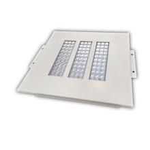 Lampe à encastrer à LED 90W pour station d'essence Station d'essence