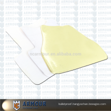 Aramid ballistic fabric for military