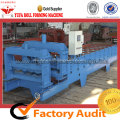 Making Steel Construction Materials Step Tile Forming Machine