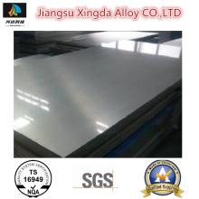 Никелевый сплав N06601 / 6023 Лист / пластина Inconel 601 Сделано в Китае