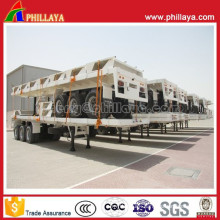 Cimc Chassis Shipping Container Transport Truck Trailer