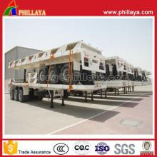 Дмитрове шасси, Доставка контейнерных перевозок грузовик трейлер