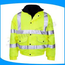 Высоко приветствовал стиль различные высокой видимости безопасности одежды безопасности единообразной