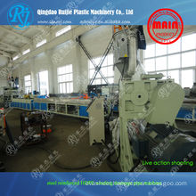 HDPE Steel Reinforced Pipe Production Line