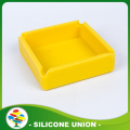 Kuning New Design Promosi Travel Hadiah silikon Ashtray