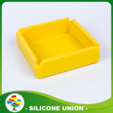 Yellow New Design Promotion Travel Gift Silicone Ashtray
