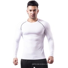 New Mens Gym Clothing Muscle Sport 100% Polyester Quick Fit T shirt
