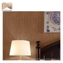 eco-friendly scenery living room vinyl woven wallpaper for sale