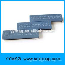 Steel strip coating Zn Magnetic name badge
