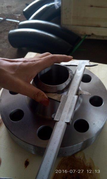 Carbon Steel LJ Flanges