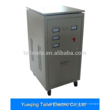SVC three-phase industrial voltage stabilizer 380V