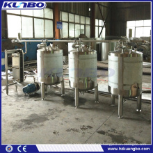 200L three vessels' automatic CIP system, CIP cleaning system