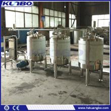 Sistema automático CIP de três vasos 200L, sistema de limpeza CIP
