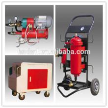 Carrito de filtro DEMALONG Fabricación Filtro Purificador Tipo de marco Carro de filtro hidráulico