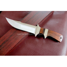 Wood Handle Fixed Knife (SE-A09)