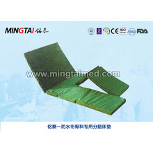 Waterproof cloth orthopedic special split chest mattress