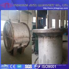 Съемный спиральный пластинчатый теплообменник из нержавеющей стали