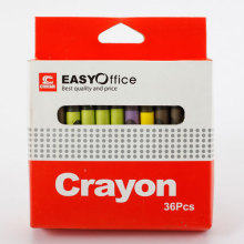 36 colors crayon