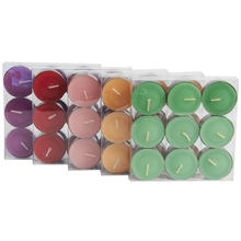 Acquista online candele colorate candele tealight
