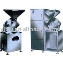 Rectificadora de alto efecto utilizada en la máquina