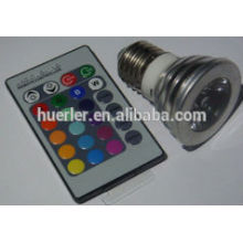 Haute qualité, meilleur prix, epistar, puce, ac100-240v, 3w, rgb, conduit, lampe, tasse, B22, E26, E27, GU10