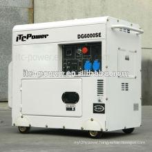 5kW small sient diesel dynamo