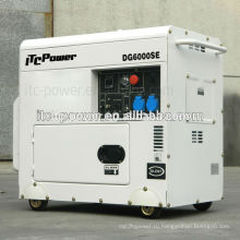 Дизель-генератор мощностью 5 кВт