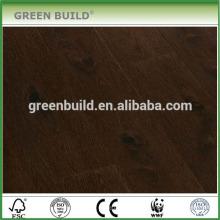 Preços de piso laminado de madeira escovado