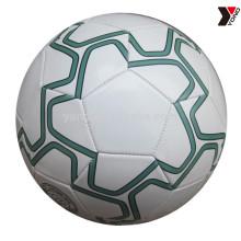 La venta al por mayor infla el mini balón de fútbol promocional del cuero del tpu del tamaño 3