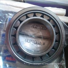 Rodamiento auténtico de NSK Nu210ew, rodamiento cilíndrico del rodillo
