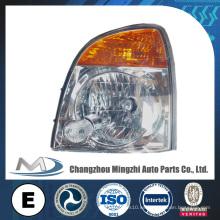 Accesorios de las piezas de automóvil Luz del coche Faros Electricos W / MOTOR HOLE W / O MOTOR
