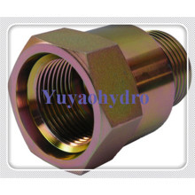 Female Male Connector Reducer for Hydraulic Tube Fittings