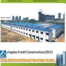 Low Cost Steel Worker Unterkunft