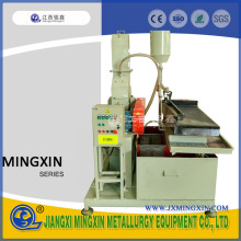 Advanced waste pcb recycling machine