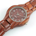 Hot Selling Wood Watch Ladies Wooden Bangle Bracelet Wrist Watches