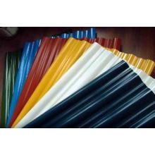 Bobina de aço pré-pintada PPGI 0,135-0,5 * 762 mm