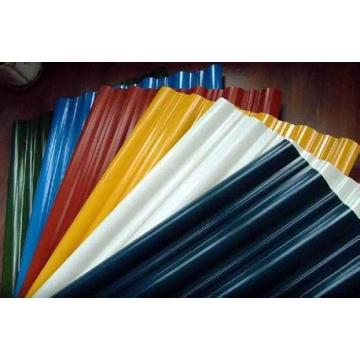 Vorlackierte Stahlspule PPGI 0.135-0.5 * 762mm