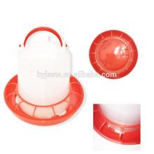 Bebedor de la taza del pezón de la lubricación para el alimentador del pollo y del alimentador del pollo del plástico / los barriles de la alimentación del pollo
