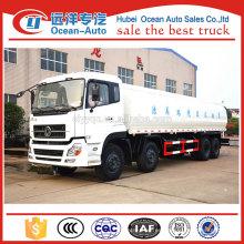Dongfeng del volumen grande 22000 litros camión del tanque de agua para la venta